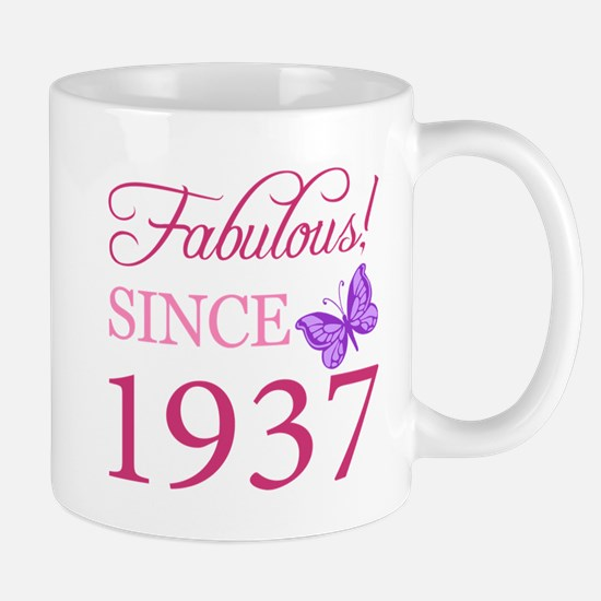 Fabulous Since 1937 Mug