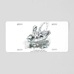 Gillbilly Aluminum License Plate