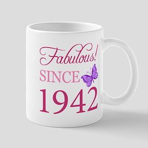 Fabulous Since 1942 Mug