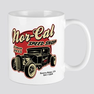Nor-Cal Speed Shop Mug