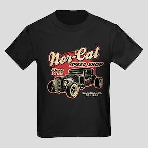 Nor-Cal Speed Shop Kids Dark T-Shirt