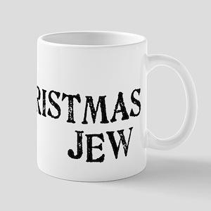 The Christmas Jew Mug