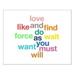 Love And Do As You Will Small Poster