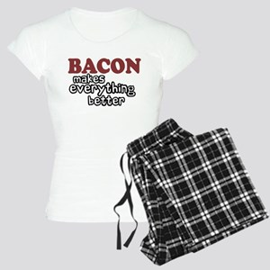 Bacon Makes Everything Better Women's Light Pajama