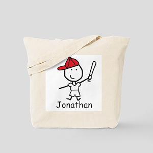 Baseball - Jonathan Tote Bag