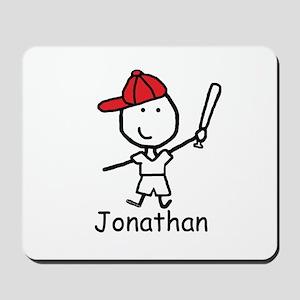 Baseball - Jonathan Mousepad