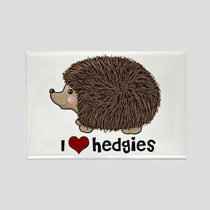 Hedgehog Rectangle Magnet