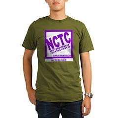 NCTC Logo Gifts Organic Men's T-Shirt (dark)
