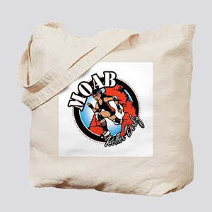 Moab Roller Derby Tote Bag