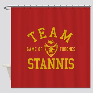 GOT Team Stannis Shower Curtain