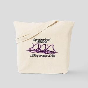 Synchro Edge Tote Bag