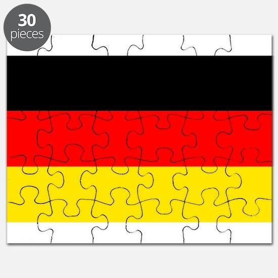 German Flag Puzzle