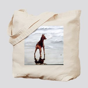 Miniature Pinscher Tote Bag