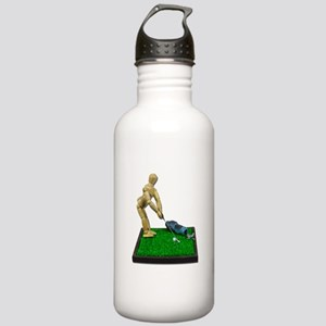 Teeing Off on the Green Stainless Water Bottle 1.0