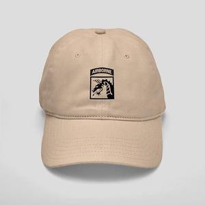 XVIII Airborne Corps B-W Cap