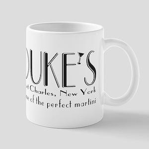 Black DUKE Martini Mugs