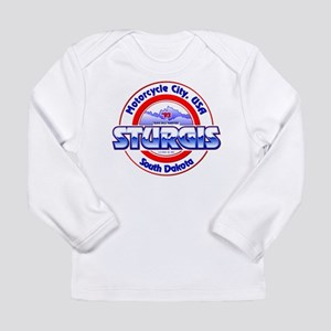 Motorcycle Rally Long Sleeve Infant T-Shirt