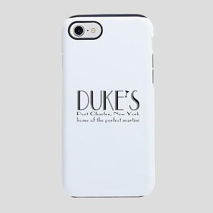 Black DUKE Martini iPhone 7 Tough Case