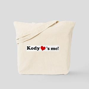 Kody loves me Tote Bag