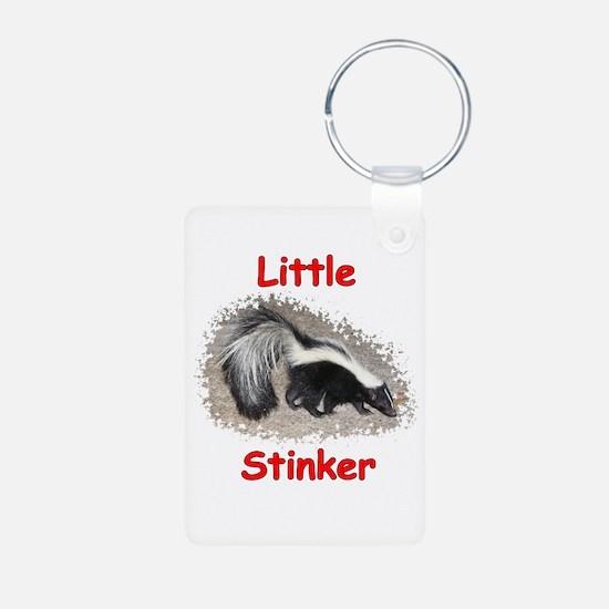 Little Stinker (Baby Skunk) Keychains