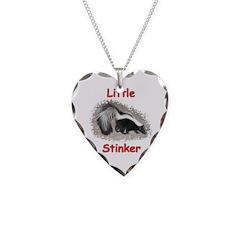Little Stinker (Baby Skunk) Necklace