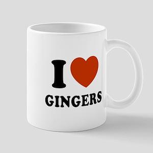 i-love-gingers Mugs