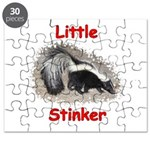 Little Stinker (Baby Skunk) Puzzle