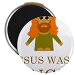 jesus-was-a-ginger Magnets