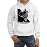 Low End of A Business Bicycle Hooded Sweatshirt