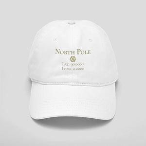 North Pole GPS Cap