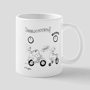 Cinderella's Motorcycle Mug