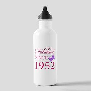 Fabulous Since 1952 Stainless Water Bottle 1.0L