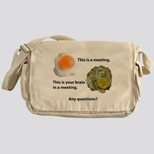 Meetings Messenger Bag