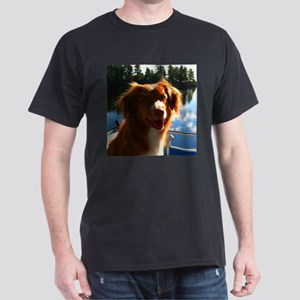 Duck Tollers Dark T-Shirt