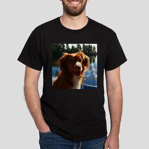 Duck Tollers Dark T-Shirt
