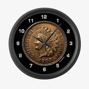 IHC Large Wall Clock