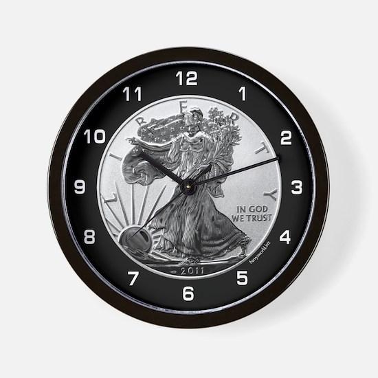 SAE RP Wall Clock