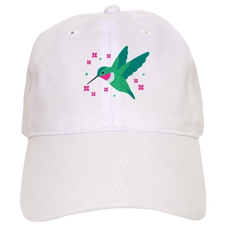 Delightful Little Hummingbird Cap