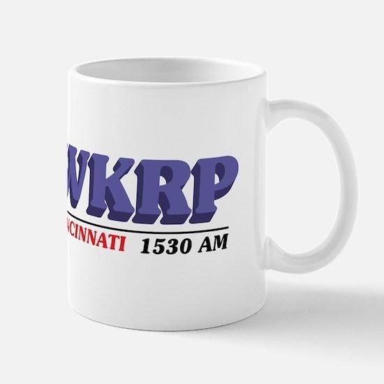 WKRP Logo Mug