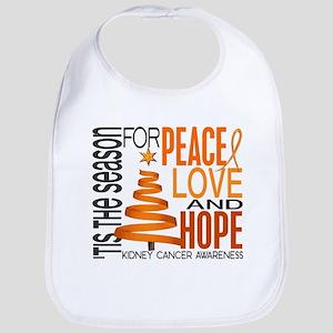Christmas 1 Kidney Cancer Bib