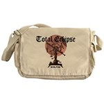 Total eclipse Messenger Bag
