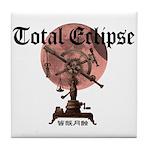 Total eclipse Tile Coaster