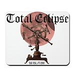 Total eclipse Mousepad