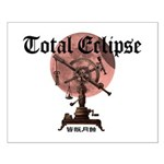 Total eclipse Small Poster