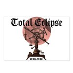 Total eclipse Postcards (Package of 8)