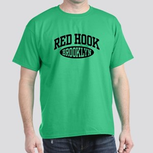 Red Hook Brooklyn Dark T-Shirt