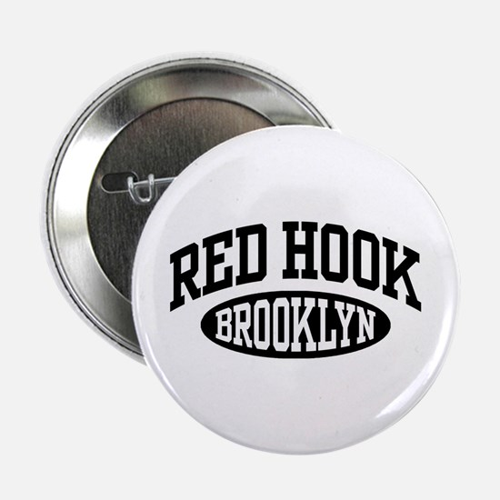 """Red Hook Brooklyn 2.25"""" Button"""