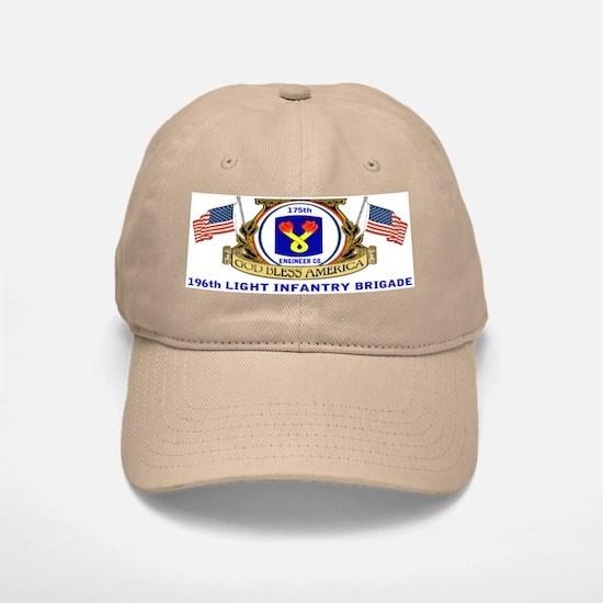 175th ENGINEER CO. Baseball Baseball Cap