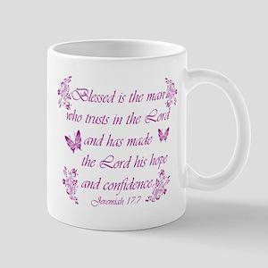 Inspirational Christian quotes Mug