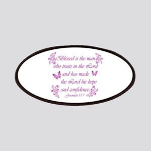 Inspirational Christian quotes Patches